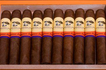 Aganorsa Leaf Supreme Leaf cigars