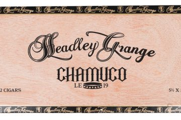 Crowned Heads Headley Grange Chamuco LE 2019 closed box