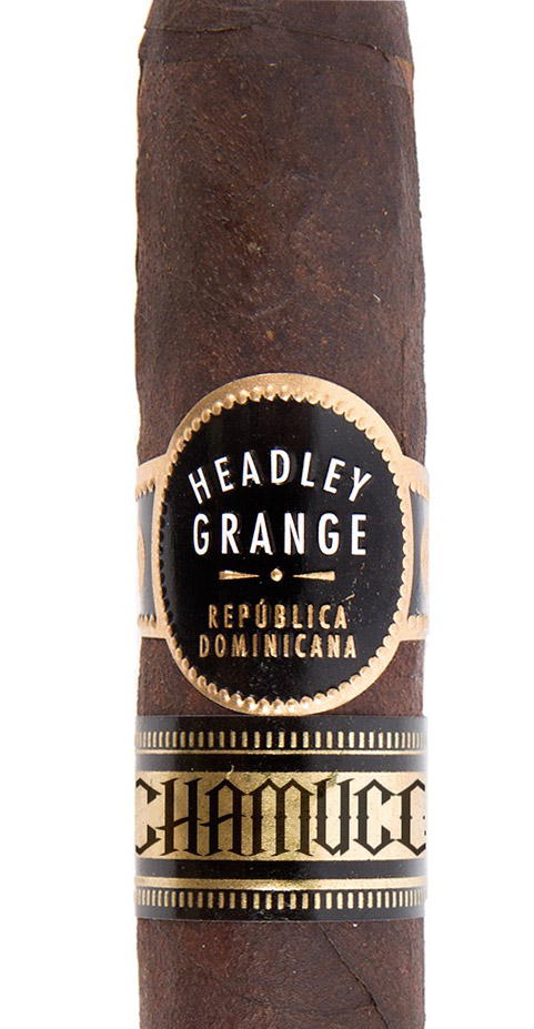 Crowned Heads Headley Grange Chamuco LE 2019 cigar band