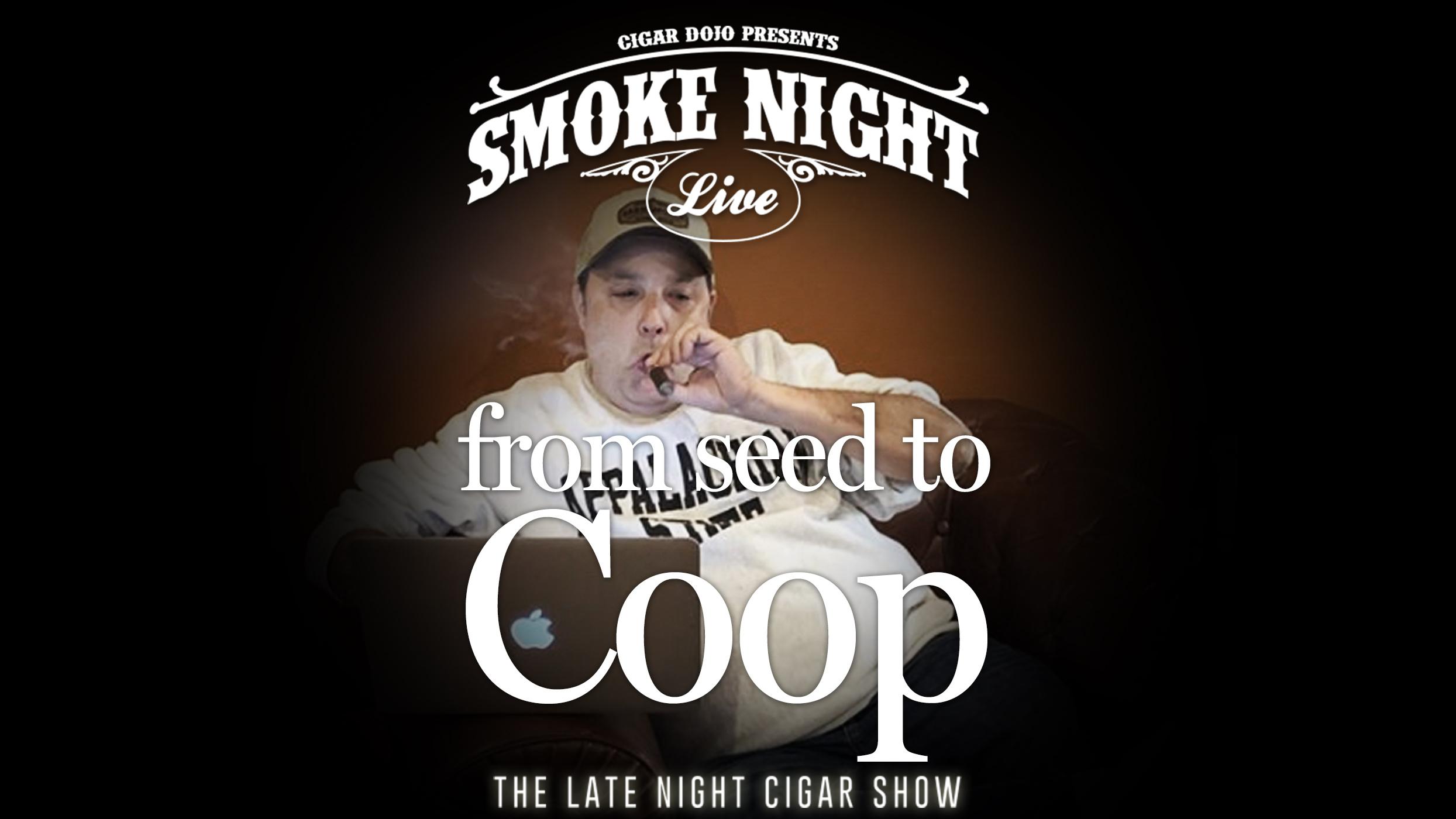 Cigar Coop William Cooper