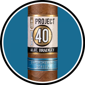 Alec Bradley Project 40 Value-Priced COTY 2019 circle