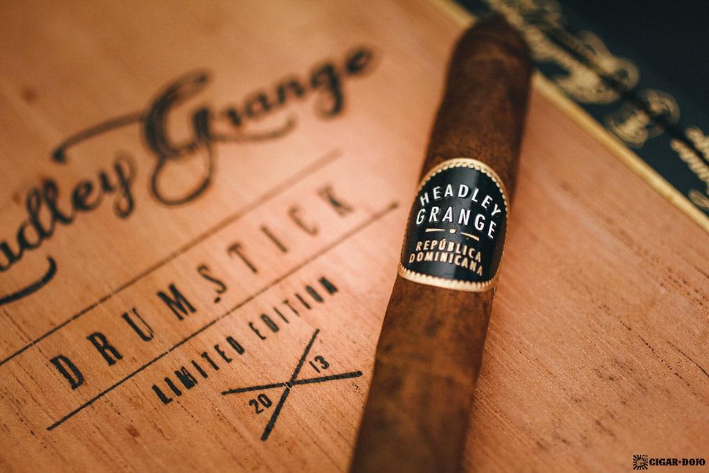 Crowned Heads Headley Grange Drumstick 2013 cigar