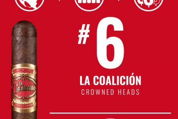 Crowned Heads La Coalición No. 6 Cigar of the Year 2019