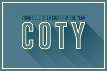 Cigar Dojo 2019 Cigars of the Year