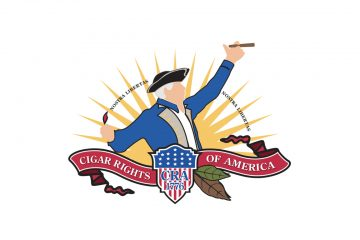 Cigar Rights of America logo (CRA)