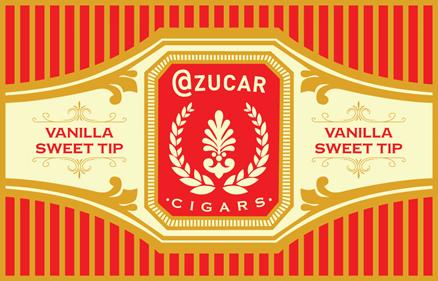 Espinosa @ZUCAR updated cigar band 2020