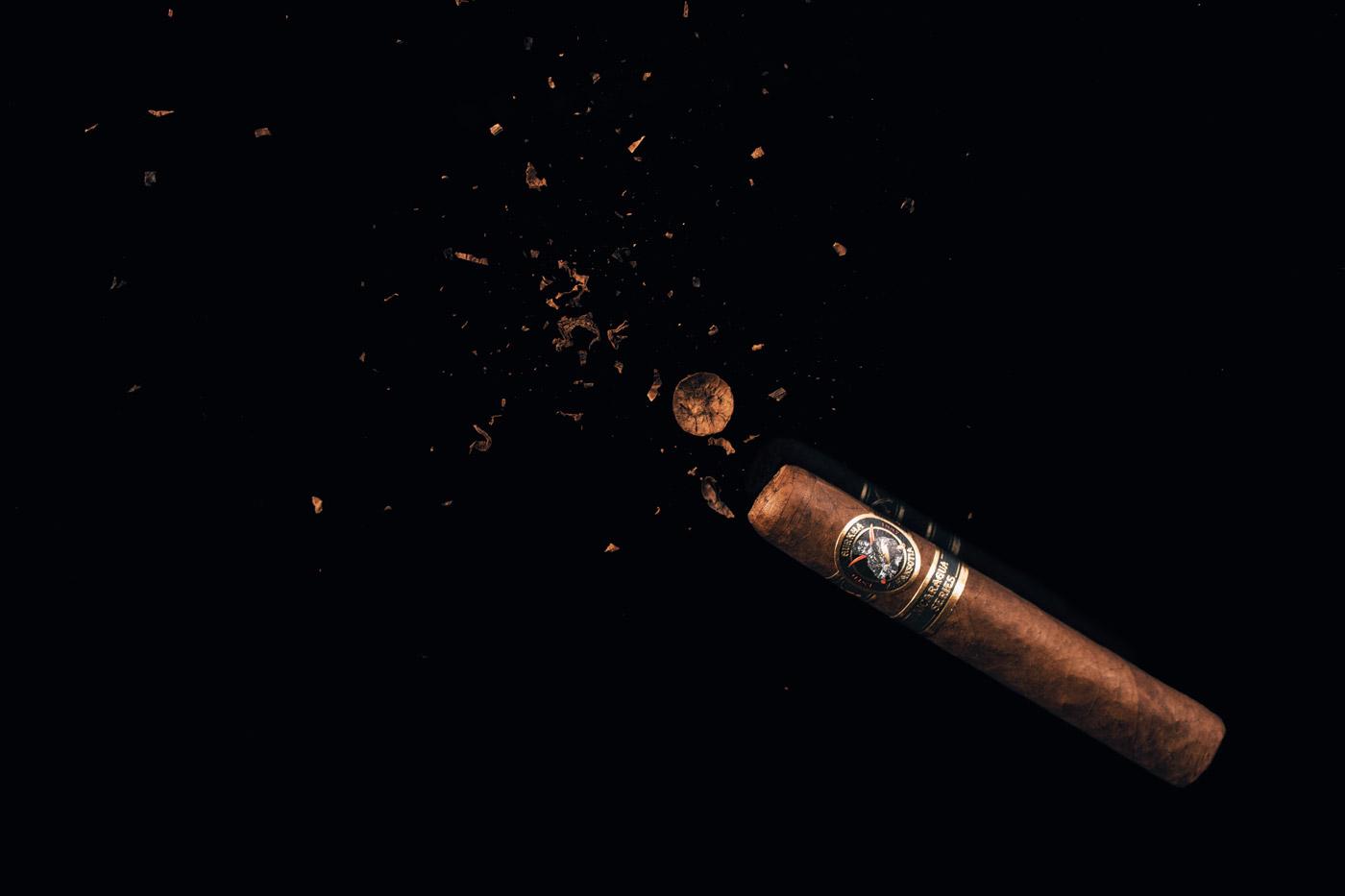 Gurkha Nicaragua Series Robusto cigar review
