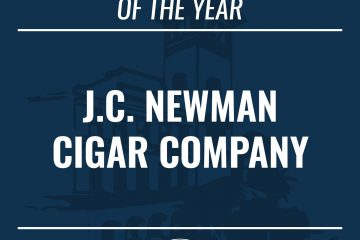 J.C. Newman Cigar Brand of the Year 2019