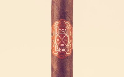 La Familia Robaina Ilegal Habano Toro cigar review