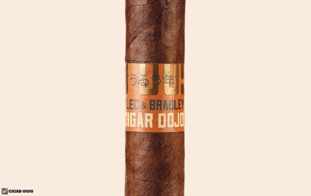 Alec & Bradley Uru Doshi Cigar Dojo band