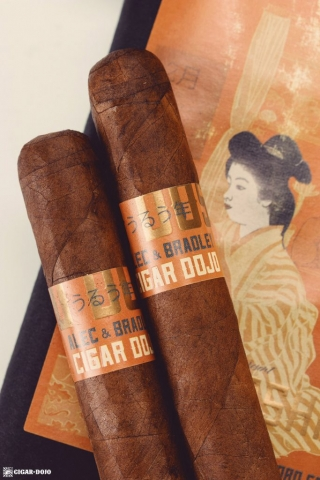 Alec & Bradley Uru Doshi cigars on bundle