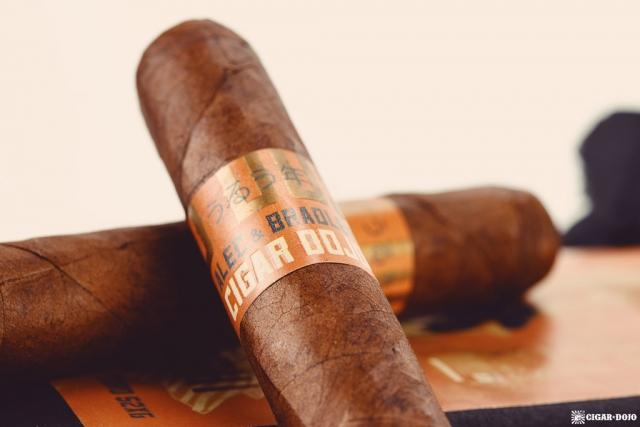 Alec & Bradley Uru Doshi cigars closeup
