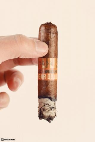 Alec & Bradley Uru Doshi cigar ash vertical