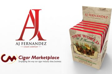 AJ Fernandez New World cigar tins