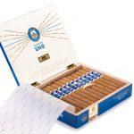 Joya de Nicaragua Número Uno L'Ambassadeur cigar box open