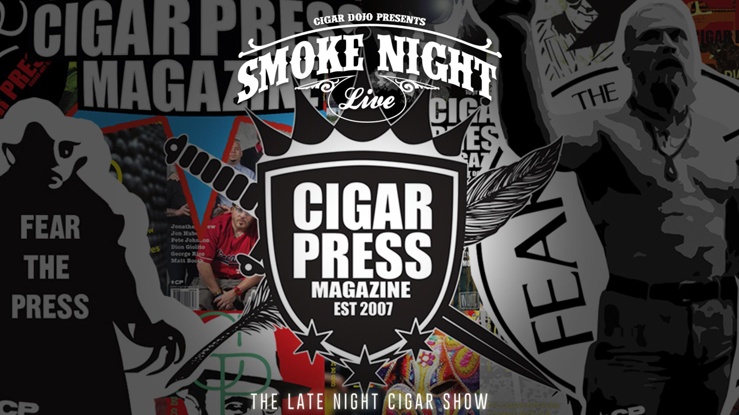 Cigar Press Magazine