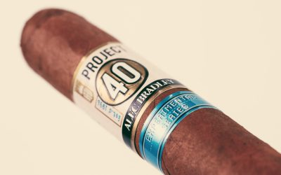 Alec Bradley Project 40 Robusto cigar review