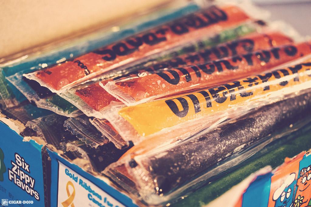 Otter Pops popsicles
