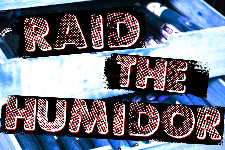 Raid the Humidor cigar giveaway