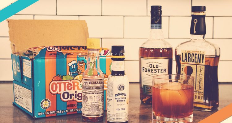 How to Make the White Trash Old Fashioned
