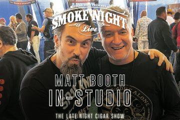 Matt Booth Room101 Brand Cigars