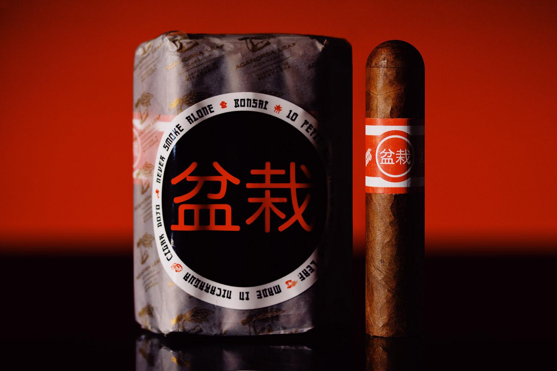 Aganorsa Leaf Bonsai 2020 cigar and bundle