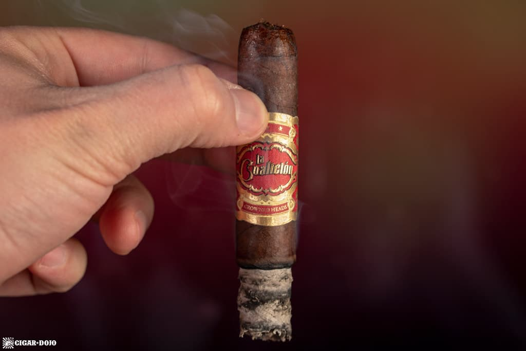 Crowned Heads La Coalición Corona Gorda review
