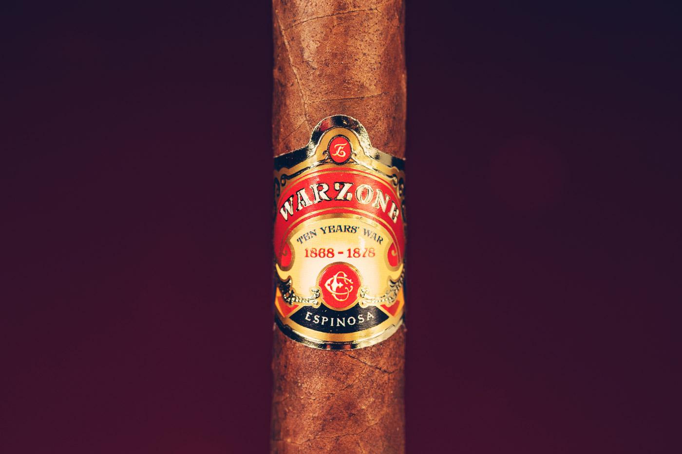 Espinosa Warzone Toro cigar review