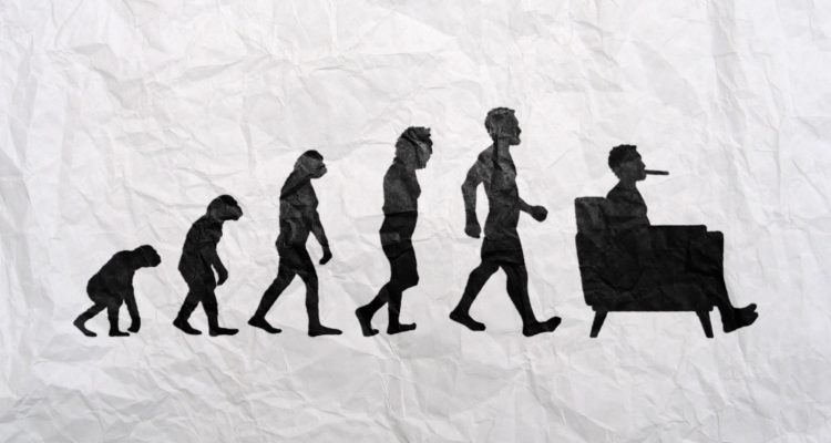 The Evolution of a Cigar Smoker