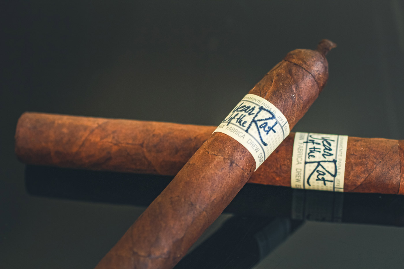 Drew Estate Liga Privada Único Serie Year of the Rat cigar review