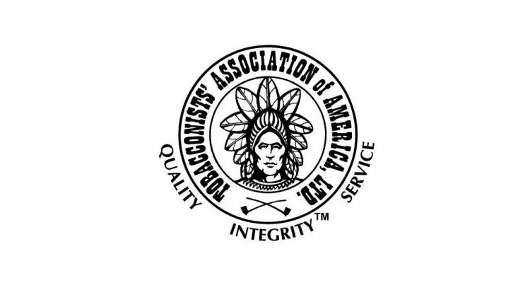 Tobacconists' Association of America TAA logo