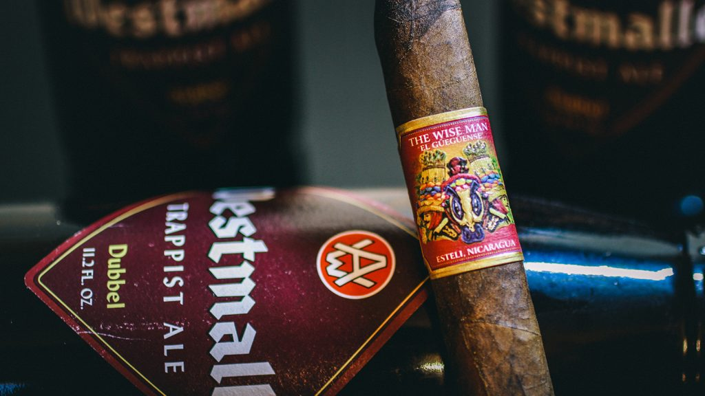 Wise Man Maduro and Westmalle Dubbel