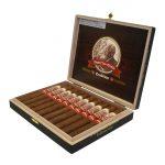 Pappy Van Winkle Tradition Toro cigar box open