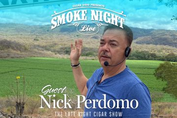 Nick Perdomo Interview