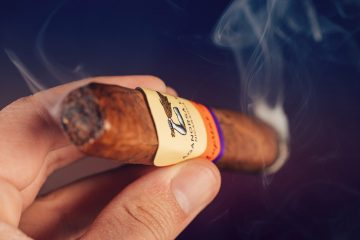 Aganorsa Leaf Supreme Leaf cigar review