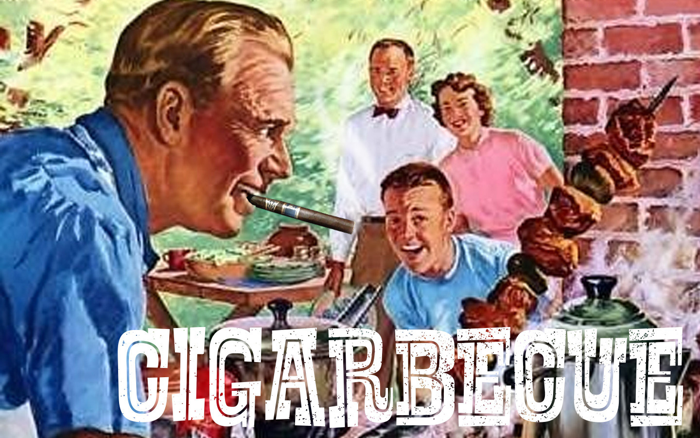 Cigarbecue