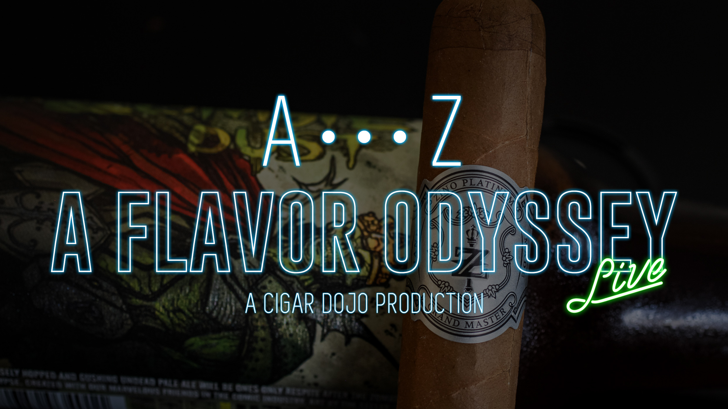 Flavor Odyssey the letter Z