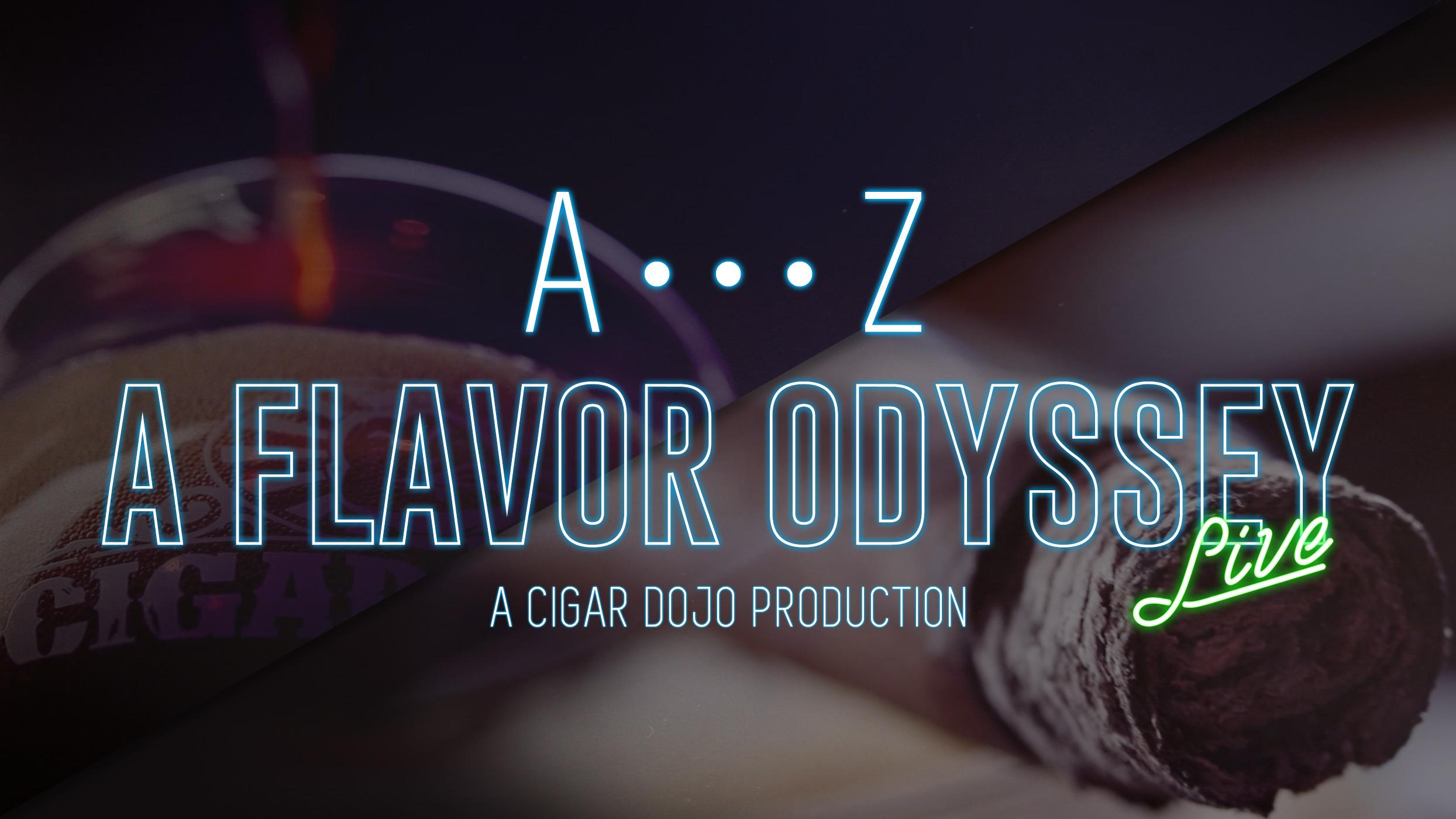 Flavor Odyssey Podcast