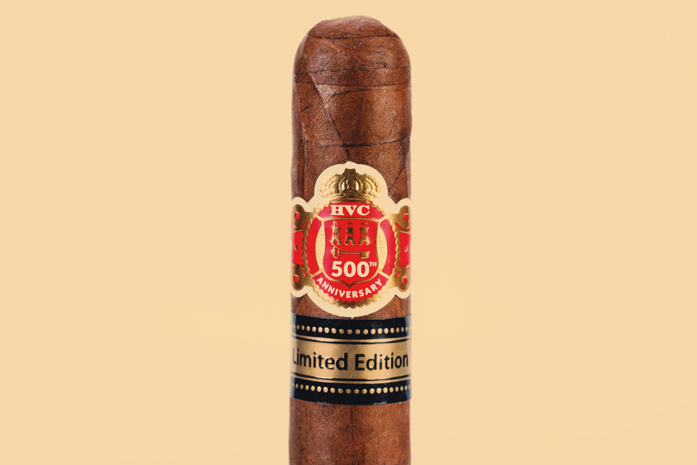 HVC 500 Years Anniversary cigar review