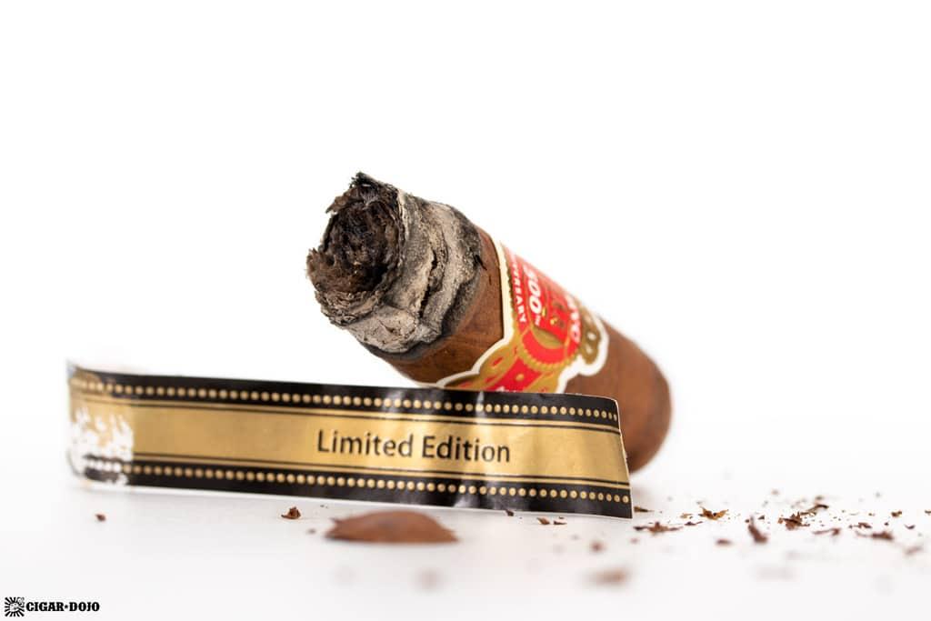 HVC 500 Years Anniversary cigar nub finished