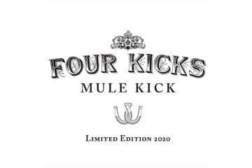 Crowned Heads Four Kicks Mule Kick LE 2020 logo