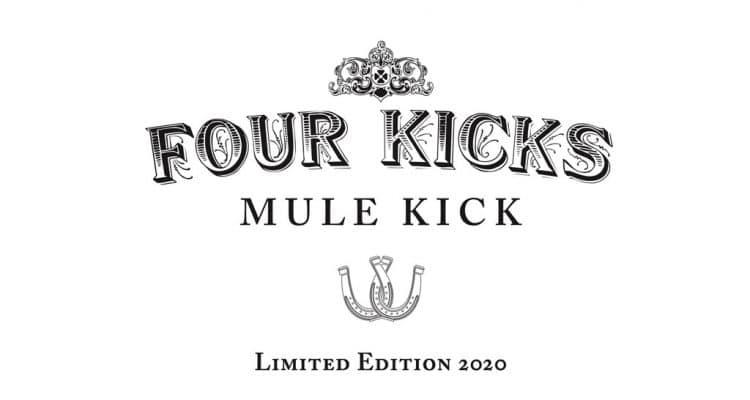 Crowned Heads Four Kicks Mule Kick LE 2020 logo