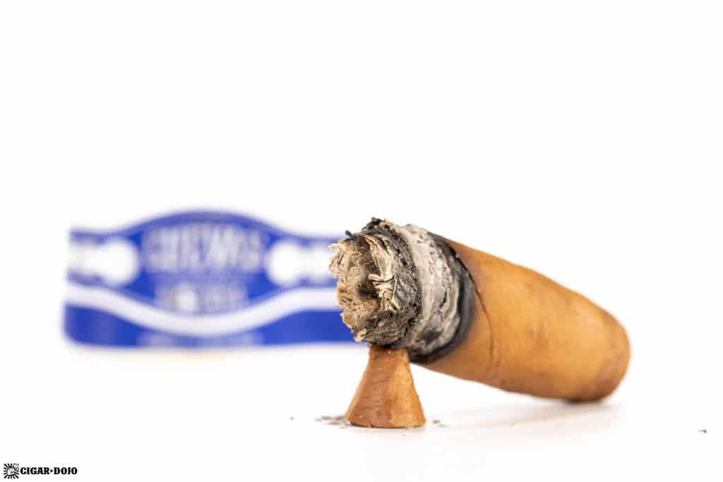 Cuevas Reserva Natural Torpedo cigar nub finished
