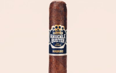 Punch Knuckle Buster Toro cigar review