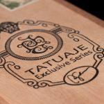 Tatuaje CQ2 cigar box lid