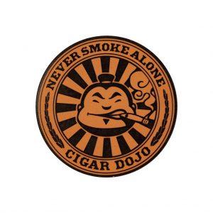 Cigar Dojo Leather Patch