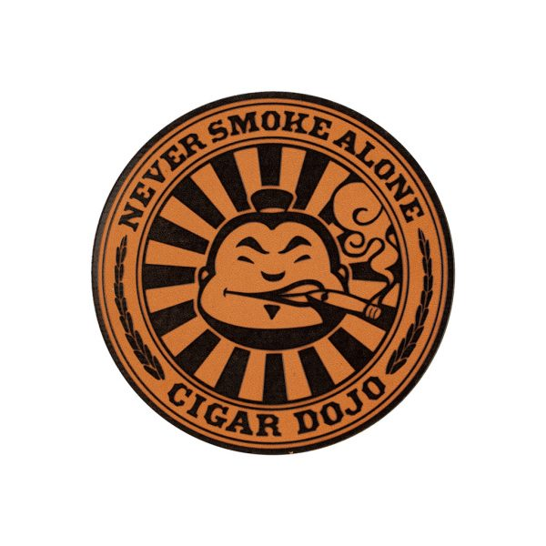 Cigar Dojo Leather Patch