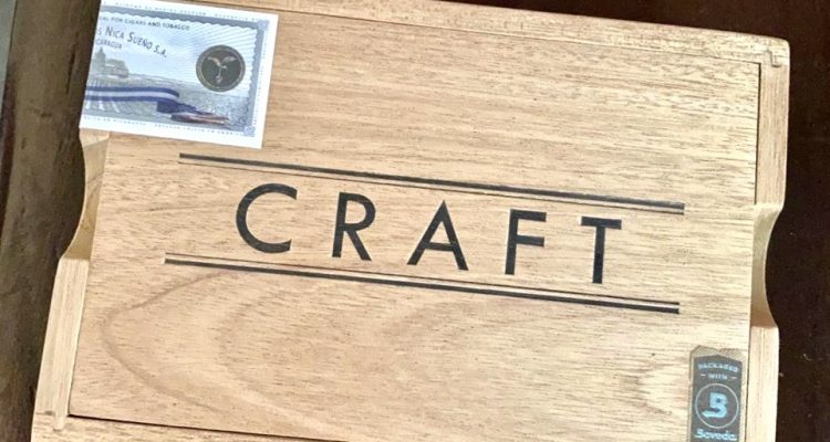 RoMa Craft CRAFT 2020 box closed
