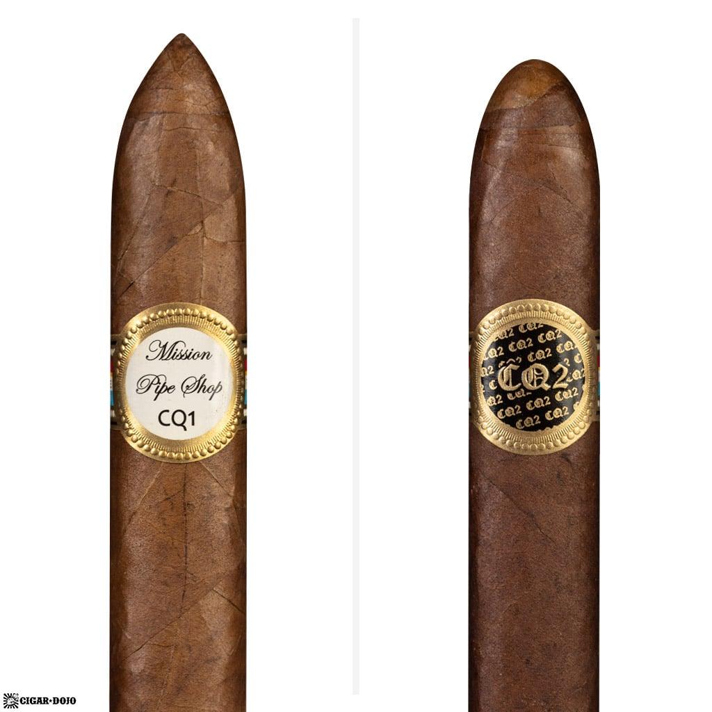 Tatuaje CQ1 and CQ2 cigar comparison