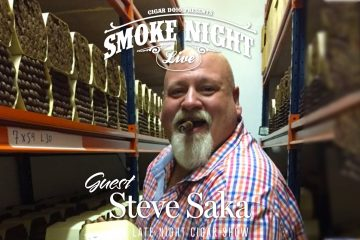 Steve Saka interview